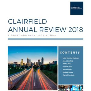 Clairfield Annual Review 2018 K Finance